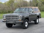 1980 Plymouth Trail Duster 4x4