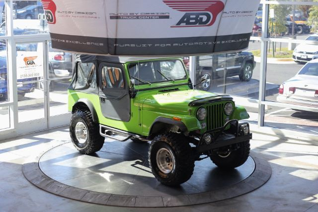 1981 AMC CJ5 Custom Chantilly VA