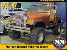 1981_Jeep_CJ-7_Base_ Columbus GA