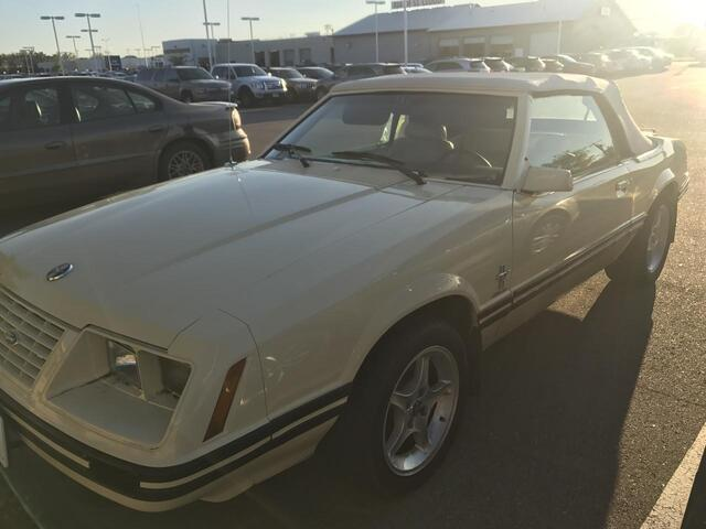 1983 Ford Mustang GLX Waite Park MN