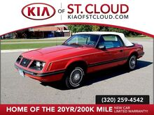 1983_Ford_Mustang_GLX_ St. Cloud MN