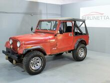 1983_Jeep_CJ7_CJ7_ Farmer's Branch TX