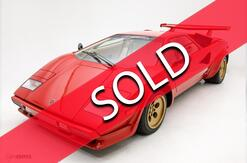 1983_Lamborghini_Countach LP5000S__ Seattle WA