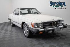 1983_MERCEDES-BENZ_380_WHITE_ Hickory NC
