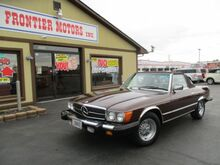 1984_Mercedes-Benz_380_SL_ Middletown OH