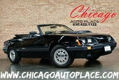 1985_Ford_Mustang_GT 5.0 Convertible - 5.0L V8 ENGINE 5-SPEED MANUAL REAR WHEEL DRIVE_ Bensenville IL