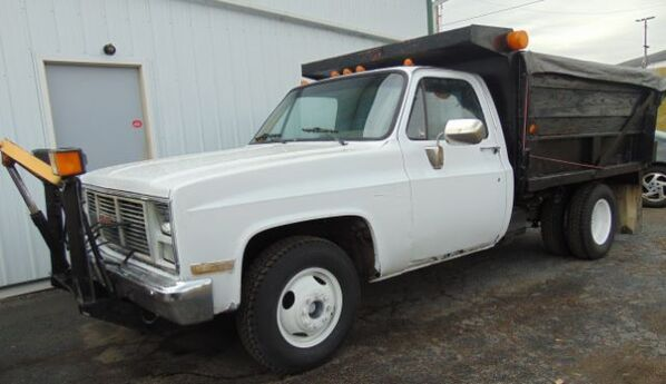 1985 GMC C/K 3500 2WD Middletown OH
