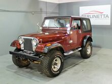1985_Jeep_CJ7__ Farmer's Branch TX