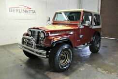1985_Jeep_CJ7_Amer_ Farmer's Branch TX