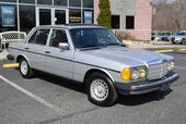 1985 Mercedes-Benz 300 Series 300D-T