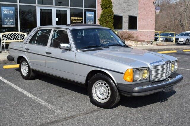 1985 Mercedes-Benz 300 Series 300D-T Easton PA