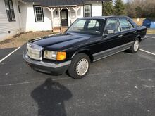 1985_Mercedes-Benz_300 Series_300SD_ Crozier VA