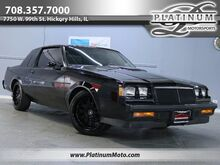 1986_Buick_Regal Grand National_Hard Top_ Hickory Hills IL