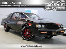 1986_Buick_Regal Grand National_Rare Astroroof All Custom GN Big $$$ Invested_ Hickory Hills IL
