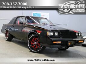 Buick Regal Grand National Rare Astroroof All Custom GN Big $$$ Invested 1986