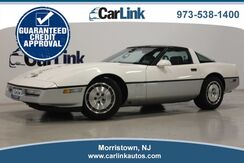 1986_Chevrolet_Corvette__ Morristown NJ