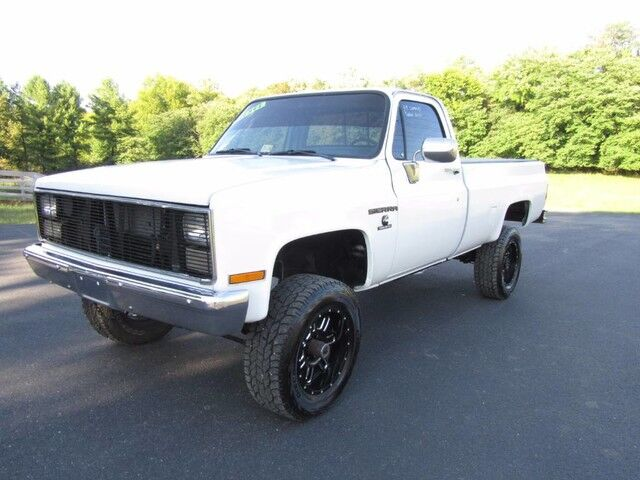 1986 GMC MC SIERRA 4x4 CUMMINS Diesel 4BT SWAP FULLY RESTORED  Crozier VA