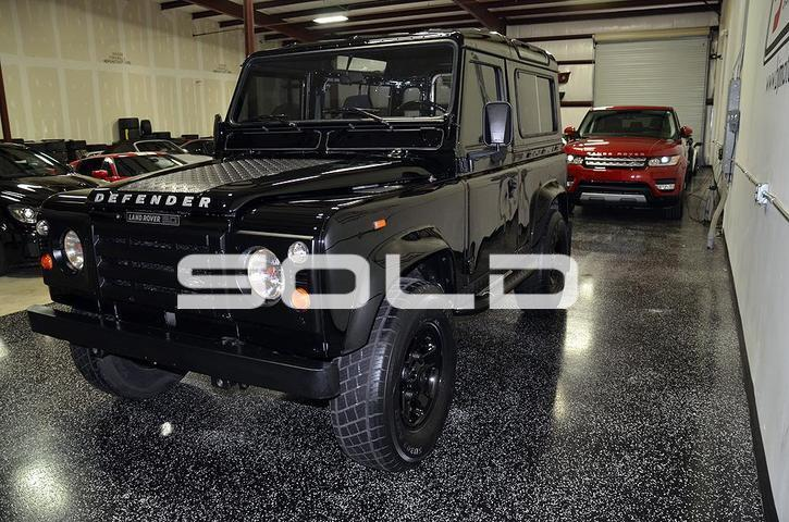 1986 Land Rover Defender  Tomball TX