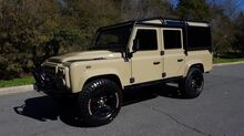 1986_Land Rover_Defender 110_Wagon Custom_ Charlotte NC