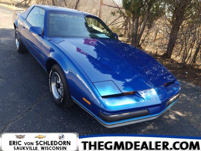 1986 Pontiac Firebird 2dr 5.0L Milwaukee WI