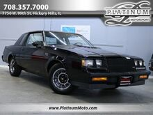 1987_Buick_Grand National_2 Owner Stock Hard Top Power Windows Locks Low Miles_ Hickory Hills IL