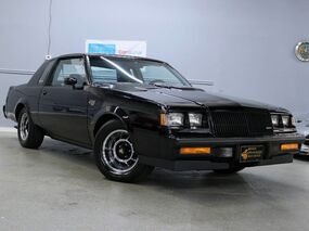 Buick Regal Grand National Mint Condition All Original & Stock 1987