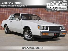 Buick Regal Turbo T W02 Blackout Pkg! Tasteful Upgrades! 1987