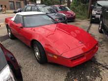 1987_Chevrolet_Corvette__ North Versailles PA
