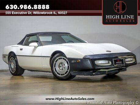 1987_Chevrolet_Corvette__ Willowbrook IL
