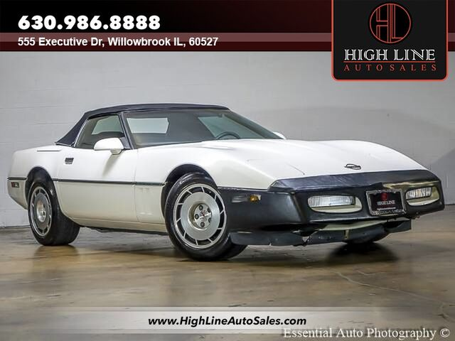 1987 Chevrolet Corvette  Willowbrook IL