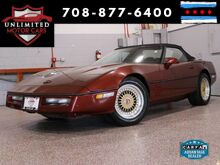 1987_Chevrolet_Corvette_Convertible_ Bridgeview IL