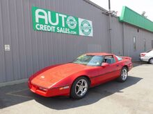 1987_Chevrolet_Corvette_Hatchback_ Spokane Valley WA