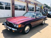 1987_Mercedes-Benz_560 Series_560SL_ Shrewsbury NJ