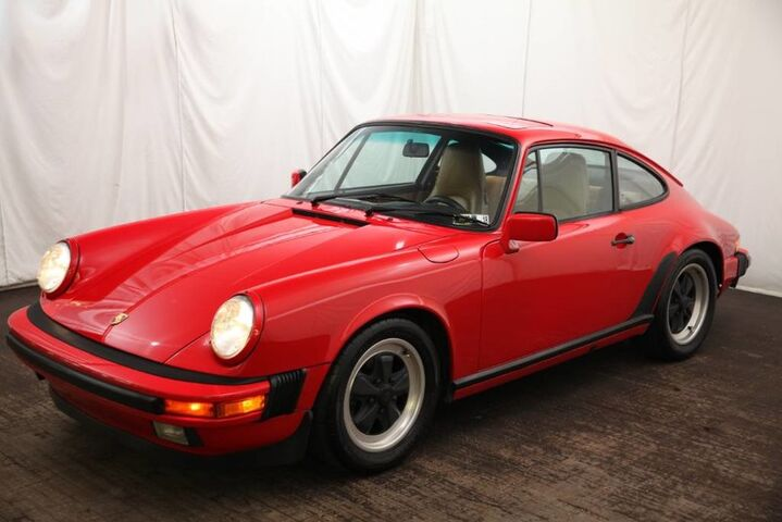 1987 Porsche 911 Carrera Coupe  Pittsburgh PA