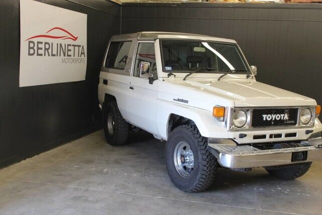 1987 Toyota Land Cruiser BJ73 Dallas TX