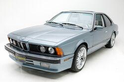BMW 635CSi  1988