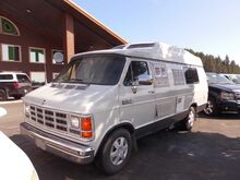1988_Dodge_Ram Van_B250_ Spokane Valley WA