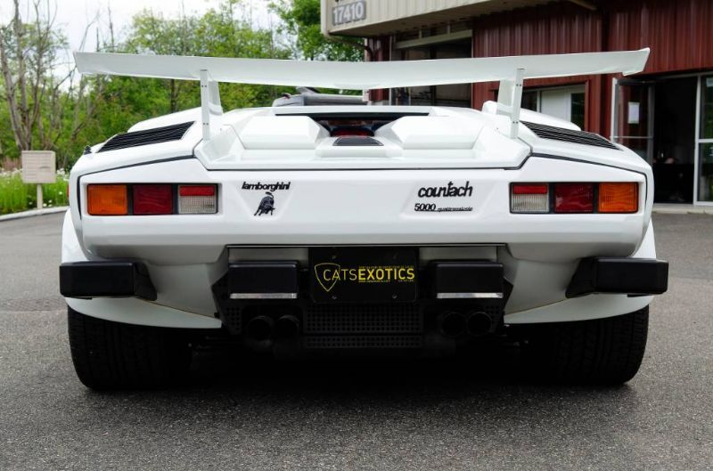 1988 Lamborghini Countach 5000 QV Seattle WA