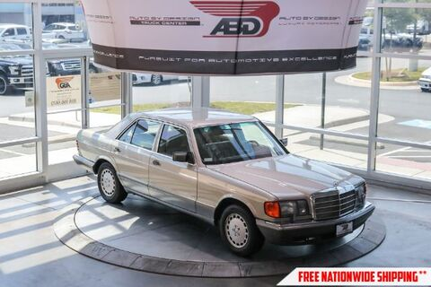 1988_Mercedes-Benz_300_SE Sedan_ Chantilly VA