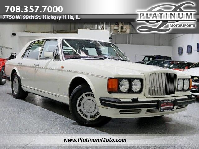 1989 Bentley Turbo R  Hickory Hills IL