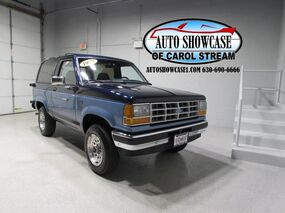Ford Bronco II  1989