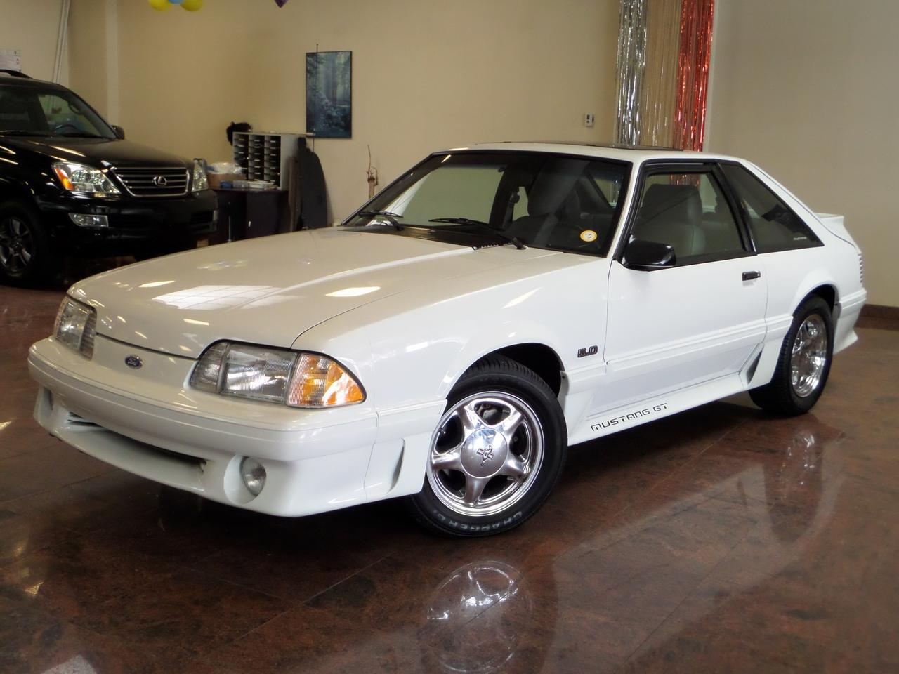 1989 ford mustang gt elmont ny 23406803