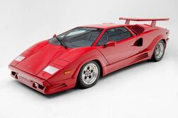 Lamborghini Countach 25th Anniversary 1989