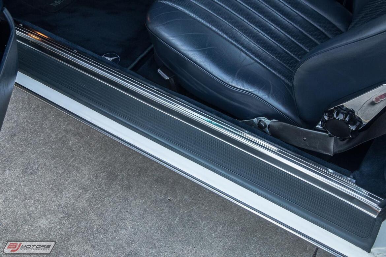 1989 Mercedes-Benz 560-Class 560 SL Tomball TX