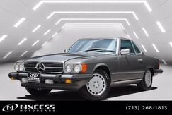 1989_Mercedes-Benz_560 Series_560SL_ Houston TX
