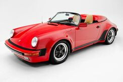 1989_Porsche_911 Carrera_Speedster_ Seattle WA