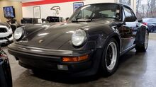 1989_Porsche_911 Turbo_Coupe / 5-Spd Manual / Low Miles / Super Clean_ Charlotte NC