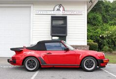 1989_Porsche_930_Turbo_ Charleston SC