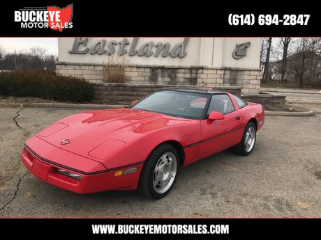 1990 Chevrolet Corvette 2D Coupe Columbus OH