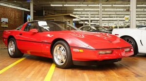 1990_Chevrolet_Corvette_ZR1_ Hickory NC